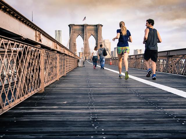 bieganie z partnerem biegowym