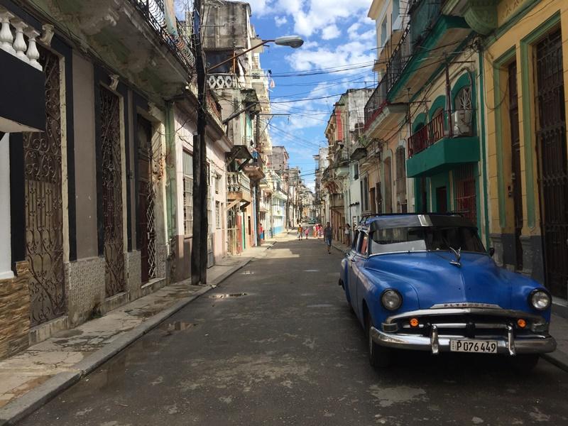 Podróż na Kubę 2017 cz. 1