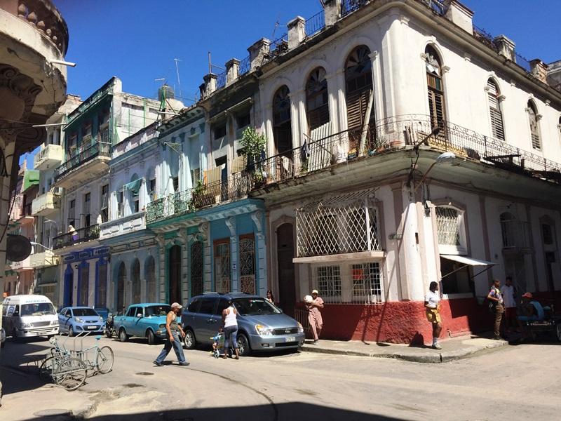 Podróż na Kubę 2017 cz. 4 Havana