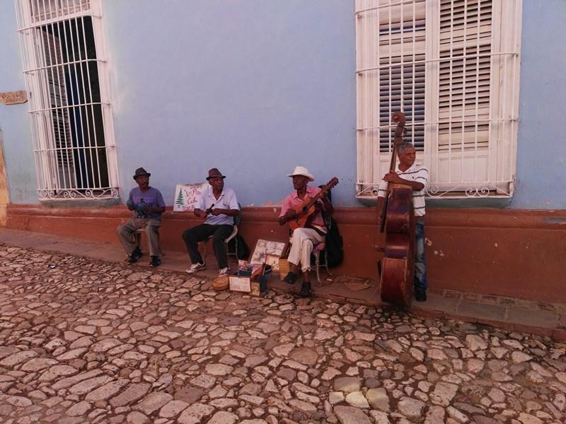 Podróż na Kubę 2017 cz. 5 Trinidad