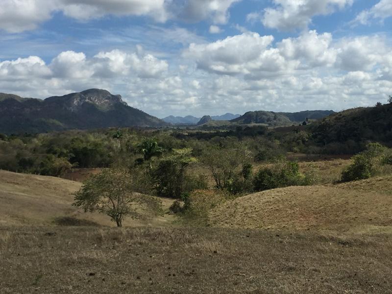 Podróż na Kubę 2017 cz. 3 Viniales